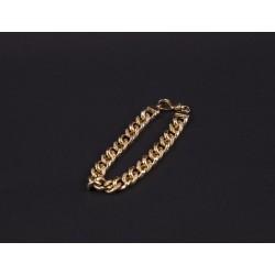 BRACCIALE CUBANITO Gold
