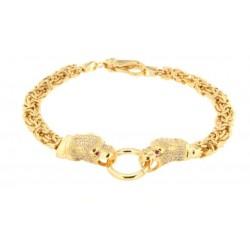Bracciale Pantera Gold
