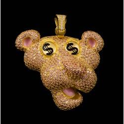 Pink Bilion Panther Gold
