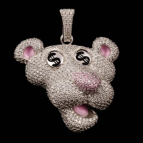 Pink Bilion Panther Ice